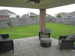 covered stamped concrete patio. I Always Liked The Look Of This Patio A House We Toured. Is Stamped  Concrete? Covered Concrete