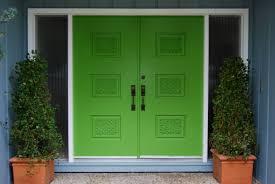 green front doorsHouse and Surroundings Green Front Door  Design Ideas  Decor