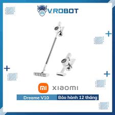 Máy hút bụi cầm tay Xiaomi Dreame V10 Broreas - Vrobot