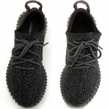 Black Sneaker - Los And Yeezys Angeles The Booming Market Times Counterfeit