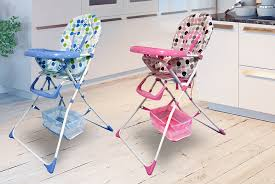 £29 instead of £62.01 (from Product Mania) for a baby high chair - choose from blue or pink and save 53% Get cute colourful chair! Baby High Chair Blue Pink Colours! | Frugl