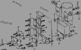 circuit breakers (tractor serial no 229460 ) [02e22] tractor John Deere 4020 Tractor Schematic list of spare parts john deere 4020 tractor parts