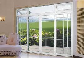 ideas of sliding glass patio doors