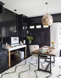 furniture home office designs. Full Size Of Decorations: Modern Black Home Office Furniture Design For Designs
