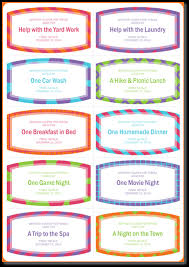 microsoft word birthday coupon template free printable birthday coupon template
