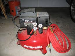 porter cable air compressor 6 gallon. 135 psi porter cable air compressor 6 gallon r