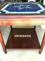 dallas cowboys coffee table cowboys coffee table cowboys coffee table cowboys end table mint cowboys coffee