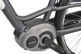 motor elektrische fiets