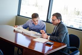 company program students receive invaluable mentorship from top job shadow day 4