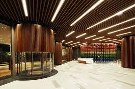 office lobby design. Arch2O-Office Lobby-4N Design Architects-17 Office Lobby A