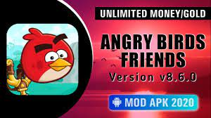 Angry birds friends hack mod apk download Unlimited money for Android -  YouTube