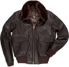 cockpit usa mens modified g 1 goatskin leather flight jacket