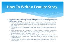 Feature Story Template How To Write A Feature Article With Pictures Wikihow