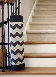 the stair barrier is handcrafted in the usa and is made of class 1 upholstery grade fabrics internal plastic struts heavy polypropylene webbing