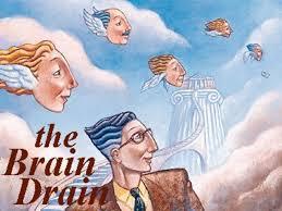 the brain drain challenge usama a rabbani pulse linkedin types of brain drain