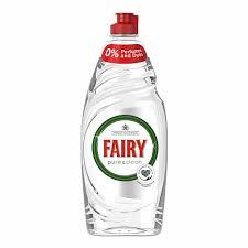 <b>Средство</b> для мытья <b>посуды Fairy pure&clean</b> 650 мл - отзывы ...