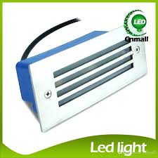 led stair lights outdoor