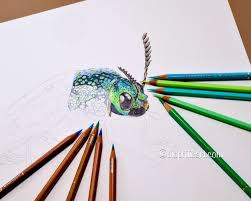 The Importance Of Layering Colored Pencil