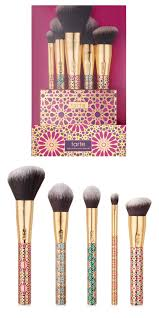tarte 6 pc trered tools brush set macy s