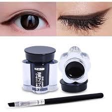 organic eyeliner gel waterproof full express eyeliner cream long lasting eye liner gel cream beauty eyes