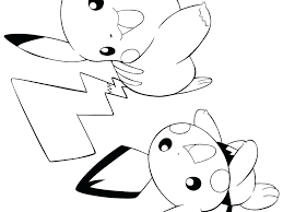 Pokemon Coloring Pages Pikachu Ex Disney Page Chronicles Network