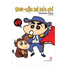 Shin - Cậu Bé Bút Chì - Tập 49 Ebook PDF/EPUB/PRC/MOBI