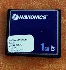 Navionics Chart Cards 2 Hotmaps Premium South 1 Nc Classic