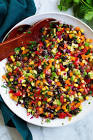 black bean and corn salad   dip