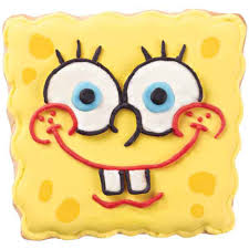 Spongebob Cake The Bakers Lane