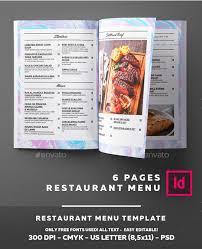 Togo Menu Templates Top 25 Free Paid Restaurant Menu Templates