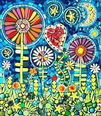 mosaic tile art projects. Brilliant Art Mosaic Tile Art Tiles For Projects Glass Craft  T