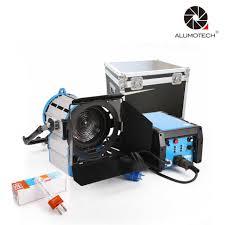 Buy Arri Light Kit Flicker Free 100 Compatible Arri 575w Hmi Fresnel Light Ballast Osram Bulb Hmi Lighting Kit For Studio Video Photography