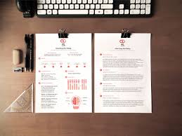 resume designs slick personal branding how design annachang3 annachang4 annachang5