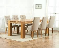 glass and oak dining table set glass french rustic oak dining set with 6 chairs round