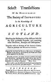 scottish agricultural revolution  scottish agricultural revolution