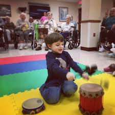 Intergenerational Music Together   Daily Dose