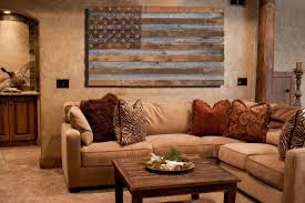 barnwood american flag 100 year old