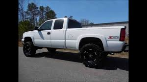 Truck chevy 2007 truck : 2007 Chevy Silverado 1500 Classic LS Lifted Truck For Sale - YouTube