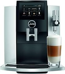 Black coffee machine 5 items; Amazon Com Jura S8 Automatic Coffee Machine Moonlight Silver Kitchen Dining