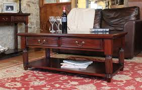 Imperial Coffee Table Mahogany Coffee Table Coffee Tables Thippo