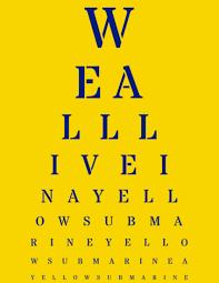 Alphabet Eye Chart Fancy Eye Chart Maker Create Custom Eyecharts Online