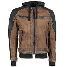 sd and strength men s straight savage brown black jacket