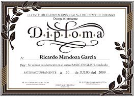 Certificados Y Diplomas Para Editar Imagui