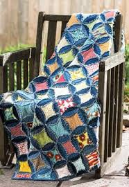 Best 25+ Denim quilt patterns ideas on Pinterest | Denim quilts ... & Forever in Blue Jeans. Cathedral Window QuiltsCathedral ... Adamdwight.com