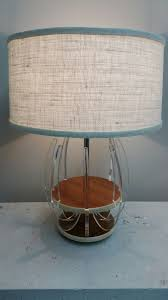 plywood lighting. Custom Made Mad Men Inspired Lucite And Plywood Lamps Lighting E