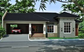 medium size house for the medium size family bahay ofw for modern bungalow house plans philippines home design