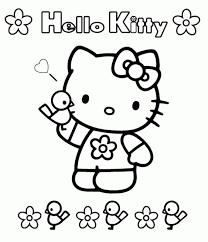 25 Idee Hello Kitty Printen Kleurplaat Mandala Kleurplaat Voor
