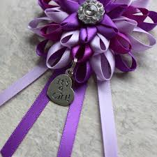 Lavender Baby Shower Decorations Mommy To Be Corsage Baby Shower Ideas Baby Girl Shower