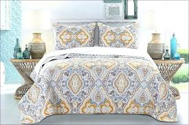 yellow and gray comforter sets com chic home 8 piece embroidery set king within bedding