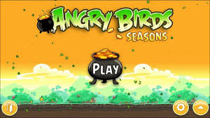 Go Green, Get Lucky Music [HQ] - Angry Birds Seasons PC Version - YouTube